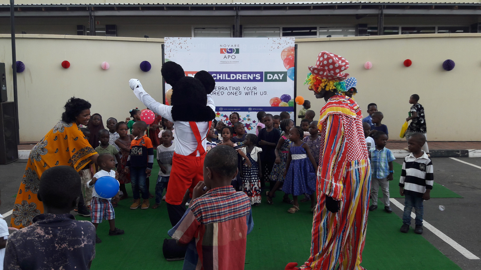 Children's Day Celebrations