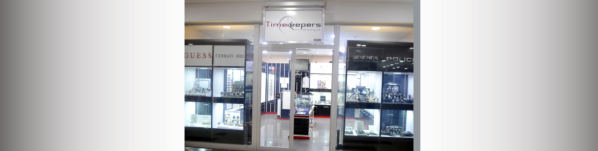 Time Keepers shop front
